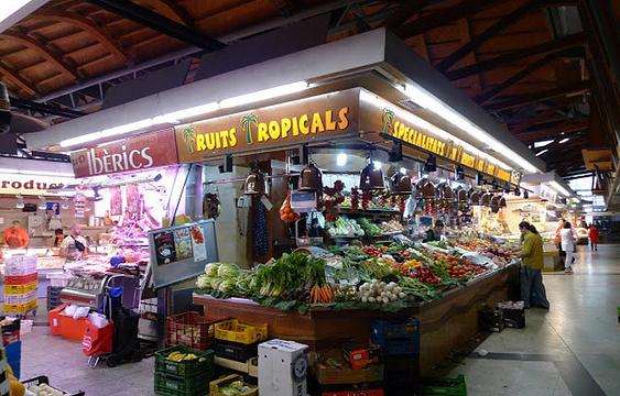 圣卡特琳娜市场旅游景点图片