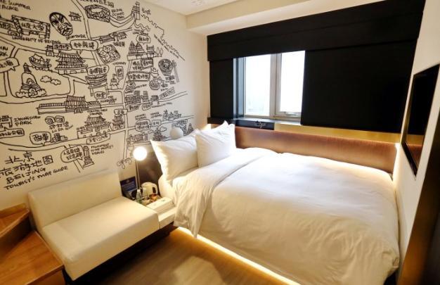 北京南锣鼓巷CitiGO欢阁酒店