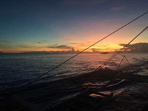 长滩岛深潜体验旅游景点图片