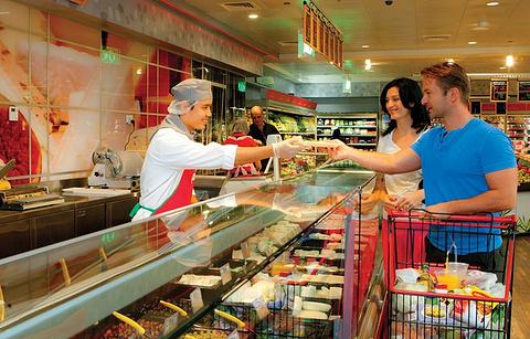 阿布扎比合作社超市(阿布扎比购物中心店)