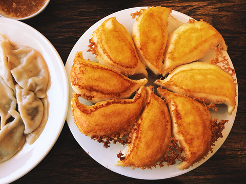 Qing Dao Bread Food旅游景点图片
