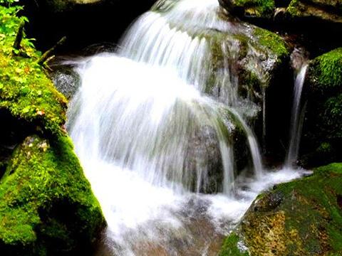 威虎山国家森林公园旅游景点图片