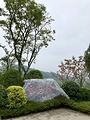 龙泉山观景台