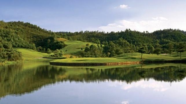 九龙湖高尔夫球会旅游景点图片