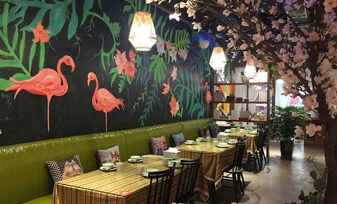 曼斗泰傣主题餐厅