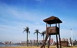 白沙湾海滩