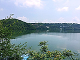 沃洲湖景区