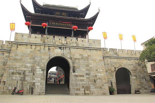乾州古城旅游景点图片