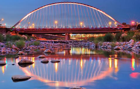 大坑情人桥