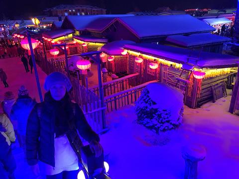雪乡梦幻家园旅游景点图片