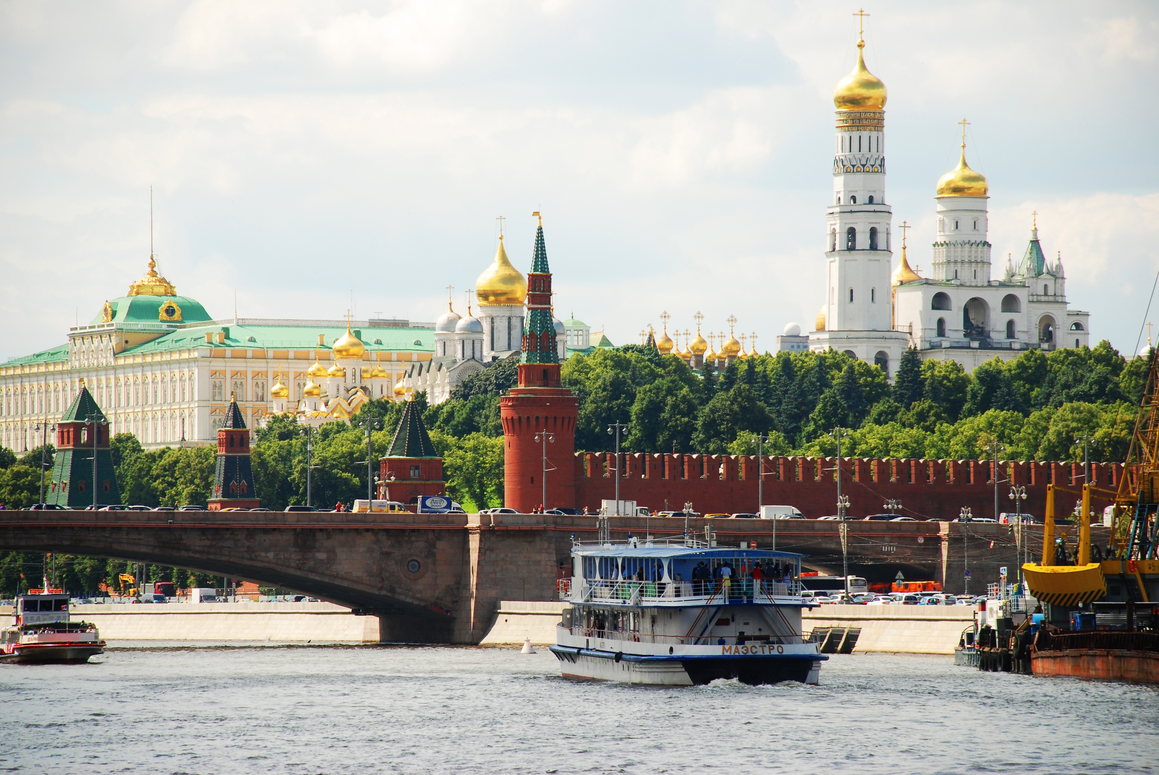 俄罗斯浪漫风情8日路线