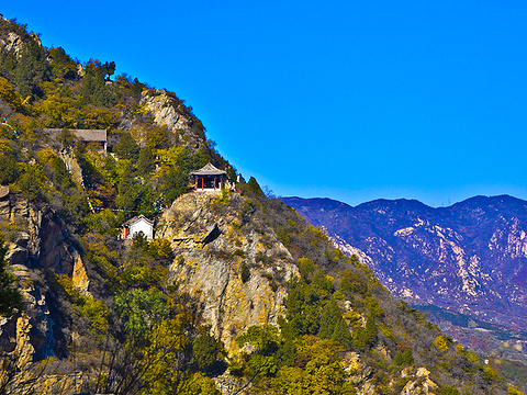 鹫峰国家森林公园旅游景点图片