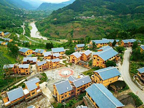 鸡鸣三省观景台的图片