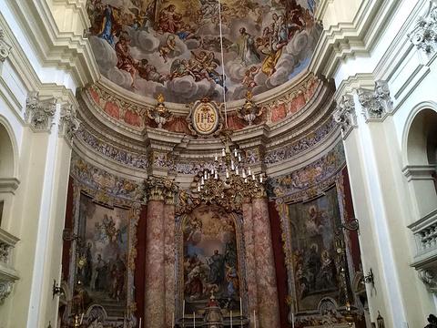 Saint Ignatius天主教堂旅游景点图片