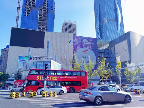 昆明大悦城旅游景点图片