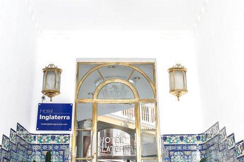 英格拉特拉酒店-网络(Hotel Inglaterra - WEB OFICIAL®)