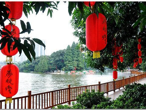 荔湾湖公园