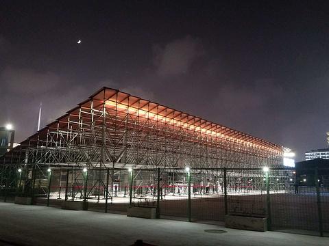 上海船厂毛麻仓库