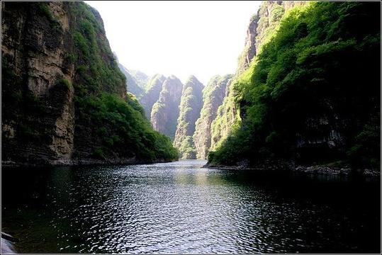后河旅游景点图片