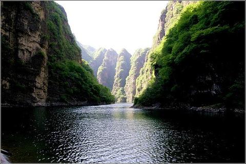 后河的图片