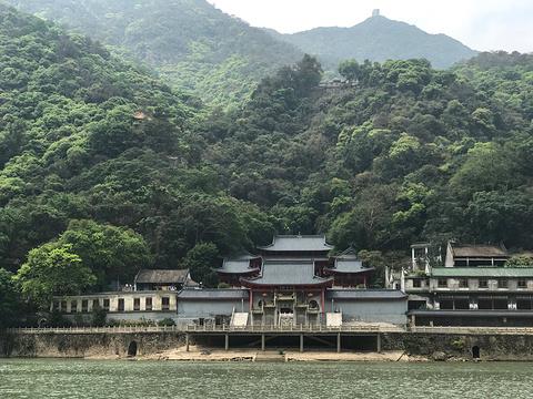 飞来寺旅游景点图片
