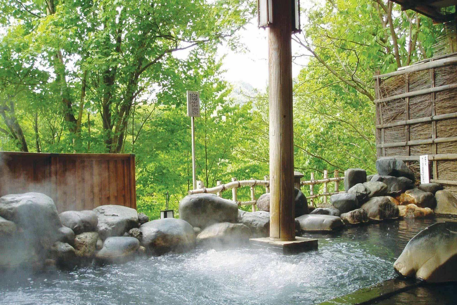 北海道温泉8日线路