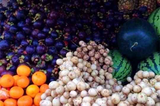 卡尔邦市场旅游景点图片