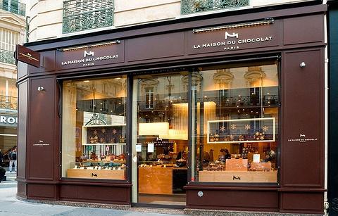 La Maison Du Chocolat(Faubourg Saint Honoré店)