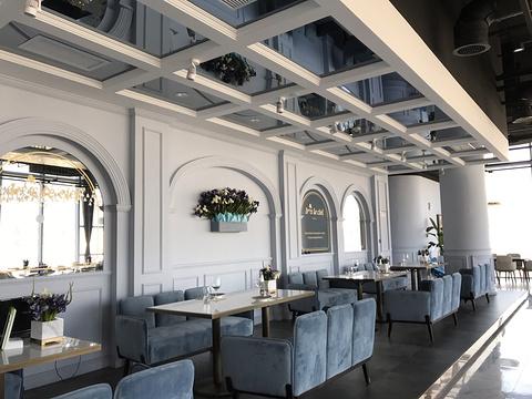 鸢尾天空法餐厅iris le ciel的图片