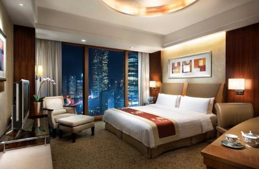 上海浦东香格里拉大酒店