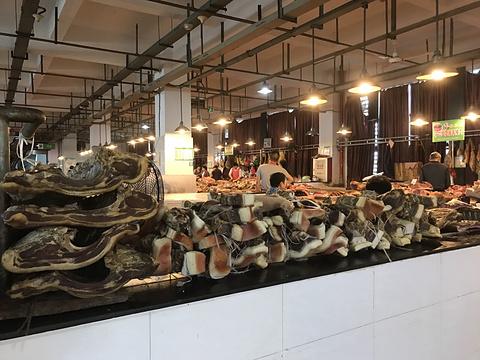 千岛湖农贸市场的图片