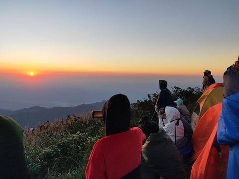 红岩谷梦云农庄旅游景点图片