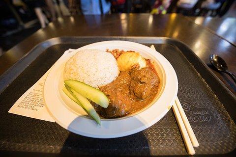 马来西亚美食街
