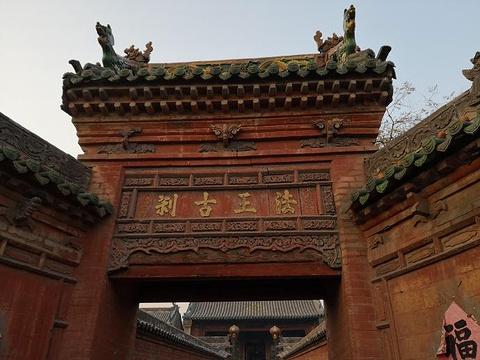 寺庙旅游景点图片