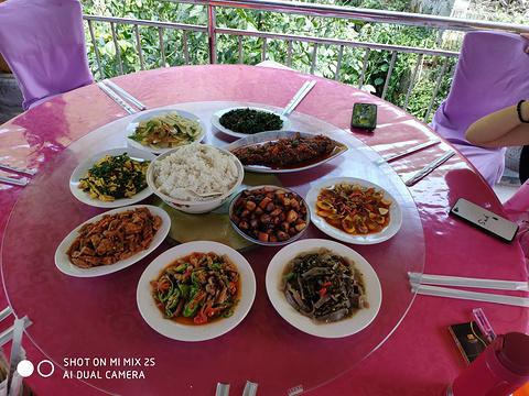 金丝峡景桥山庄餐饮