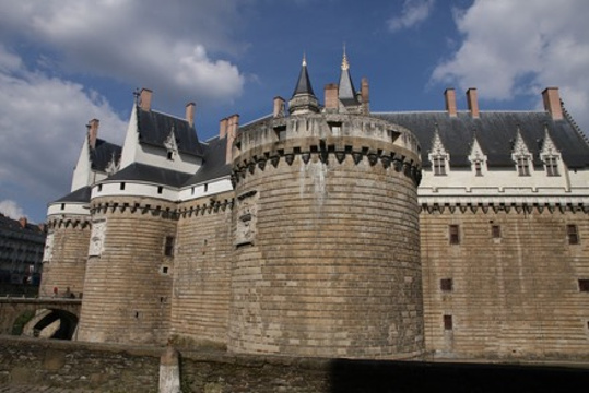 布列塔尼公爵城堡旅游景点图片