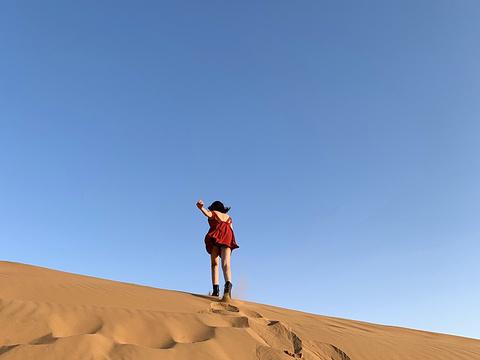 内蒙古阿拉善沙漠世界地质公园旅游景点图片