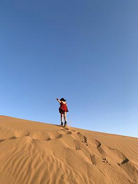 内蒙古阿拉善沙漠世界地质公园的图片