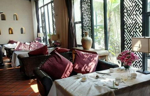 滇池睡美人餐厅