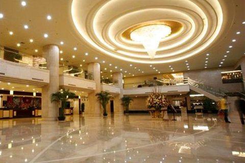 山东政协大厦维景大酒店