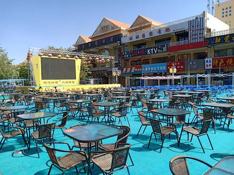 大唐美食街旅游景点图片