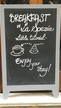 Orange Cafe La Spezia的图片