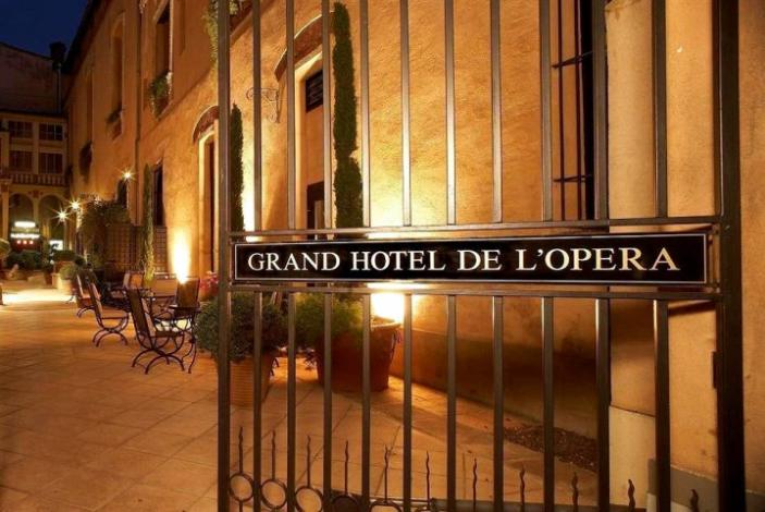 格兰德剧院酒店