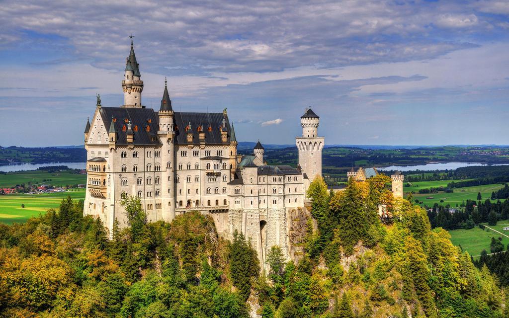 德国自驾嗨玩8日线路