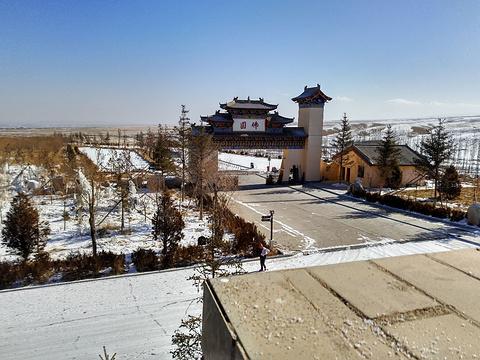 骊靬古城旅游景点图片