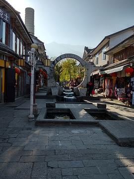 九隆居商业步行街