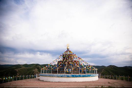 乌兰毛都草原旅游驿站旅游景点图片