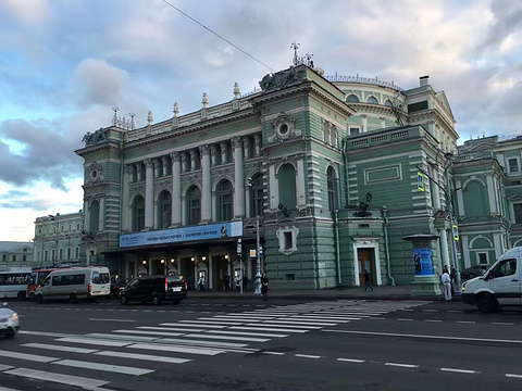 马林斯基宫的图片