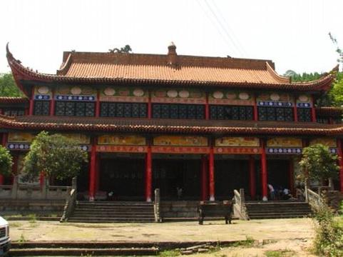 天国寺旅游景点图片