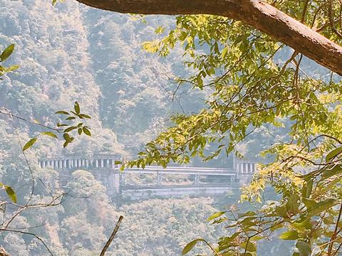 谷关风景区旅游景点图片